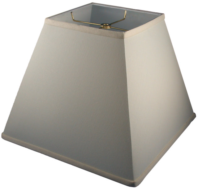 Sharp Corner Square - Empire Hardback Lampshade