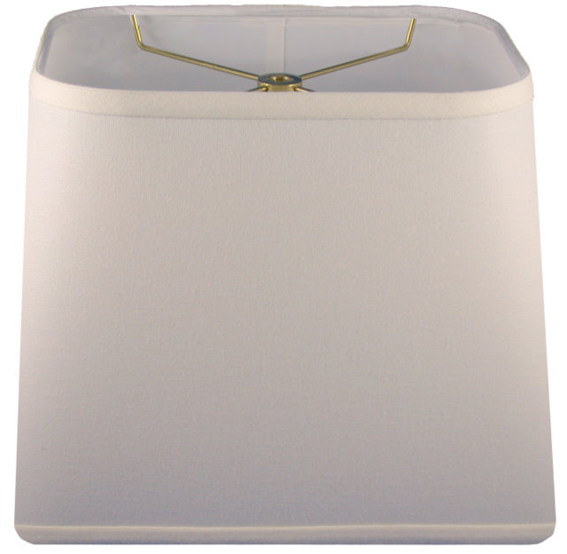 Round Corner Rectangle - Drum Hardback Lampshade