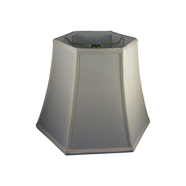 Hexagon - Bell Hardback Lampshade