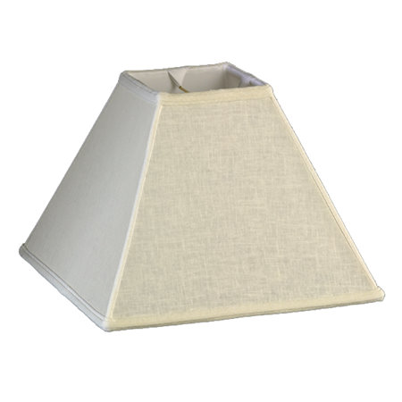Square Soft Tailored Lampshade