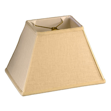 Rectangle Soft Tailored Lampshade
