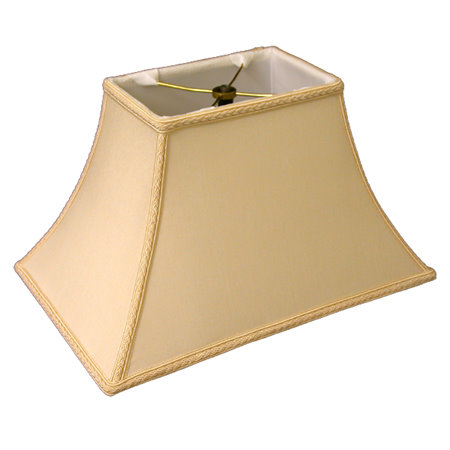 Rectangle Bell Soft Tailored Lampshade
