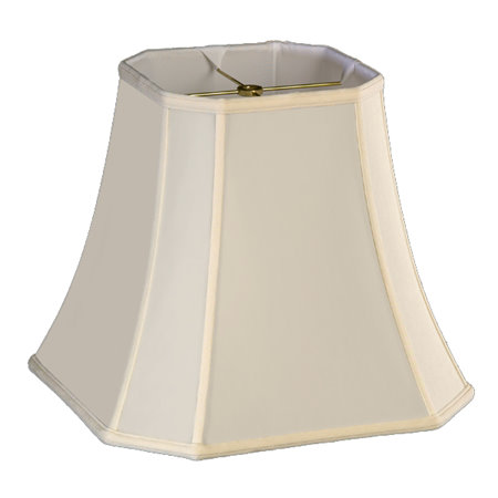 Cut Corner Square, Bell Soft Tailored Lampshade