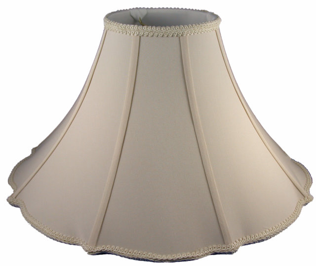 Cookie Cutter, Coolie Bell Soft Tailored Lampshade