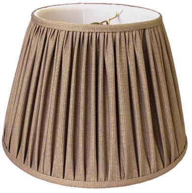 Belgium Pleat Soft Tailored Lampshade Style