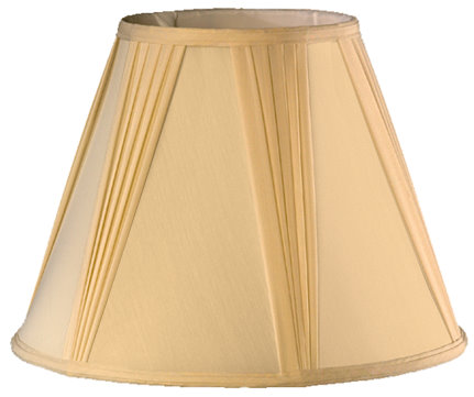 French Drape Soft Tailored Lampshade Style