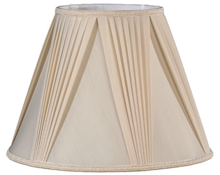 Full Drape Soft Tailored Lampshade Style
