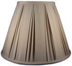 Box Drape over Belgium Pleat